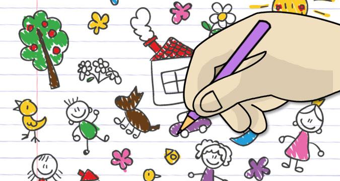 Os Beneficios Do Desenho Para As Criancas Bloguito O Blog Do
