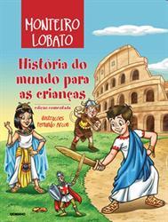 Livro História do Mundo para as Crianças