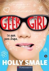 Capa do livro Geek Girl