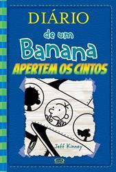 Capa do livro Diário de um Banana