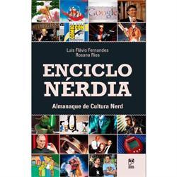 Capa do livro Enciclonérdia