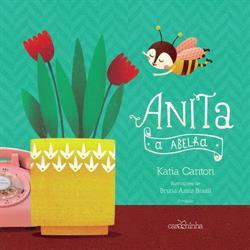capa do livro Anita a Abelha