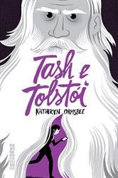 Capa do livro Tash e Tolstoi