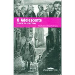 capa do livro O Adolescente