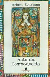 Capa do livro Auto da Compadecida
