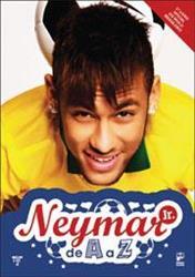 Capa do Livro Neymar Jr - De A a Z