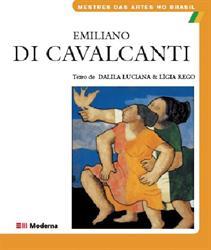 livro Mestres Das Artes: Di Cavalcanti