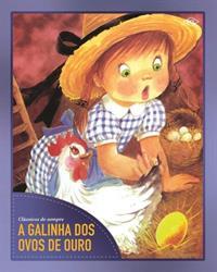 livro A Galinha dos Ovos de Ouro