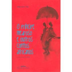 capa livro O príncipe medroso e outros contos africanos