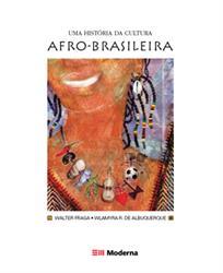 Capa do livro Uma Historia da Cultura Afro Brasileira