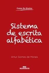 capa do livro O Sistema de Escrita Alfabética
