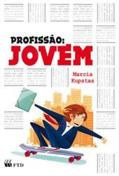 """capa do livro """"Profissão: Jovem"""""""