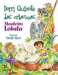 Capa do livro Dom Quixote das Crianças