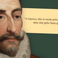 Grandes nomes das artes: Miguel de Cervantes