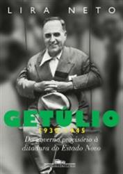 Capa do livro Getúlio 1930-1945