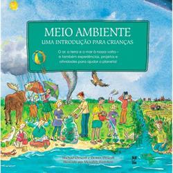 capa do livro Meio Ambiente - Uma introdução para crianças