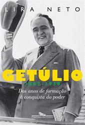 Capa do livro Getúlio 1882-1930