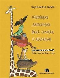 capa do livro Historias Africanas para Contar e Recontar