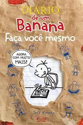 capa do livro Diário de um banana - faça você mesmo
