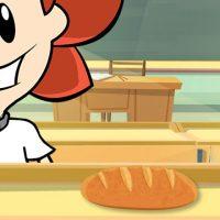 Sala de aula: explorando a química do pão