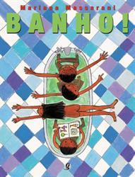 """Capa do livro """"Banho"""""""
