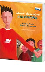 """Capa do livro """"Mano descobre a solidariedade"""""""