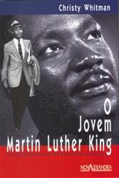 """Capa do livro """"O Jovem Martin Luther King"""""""
