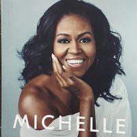 Michelle Obama encanta a todos com a biografia Minha História
